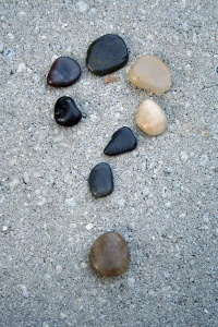 Question in Stones
